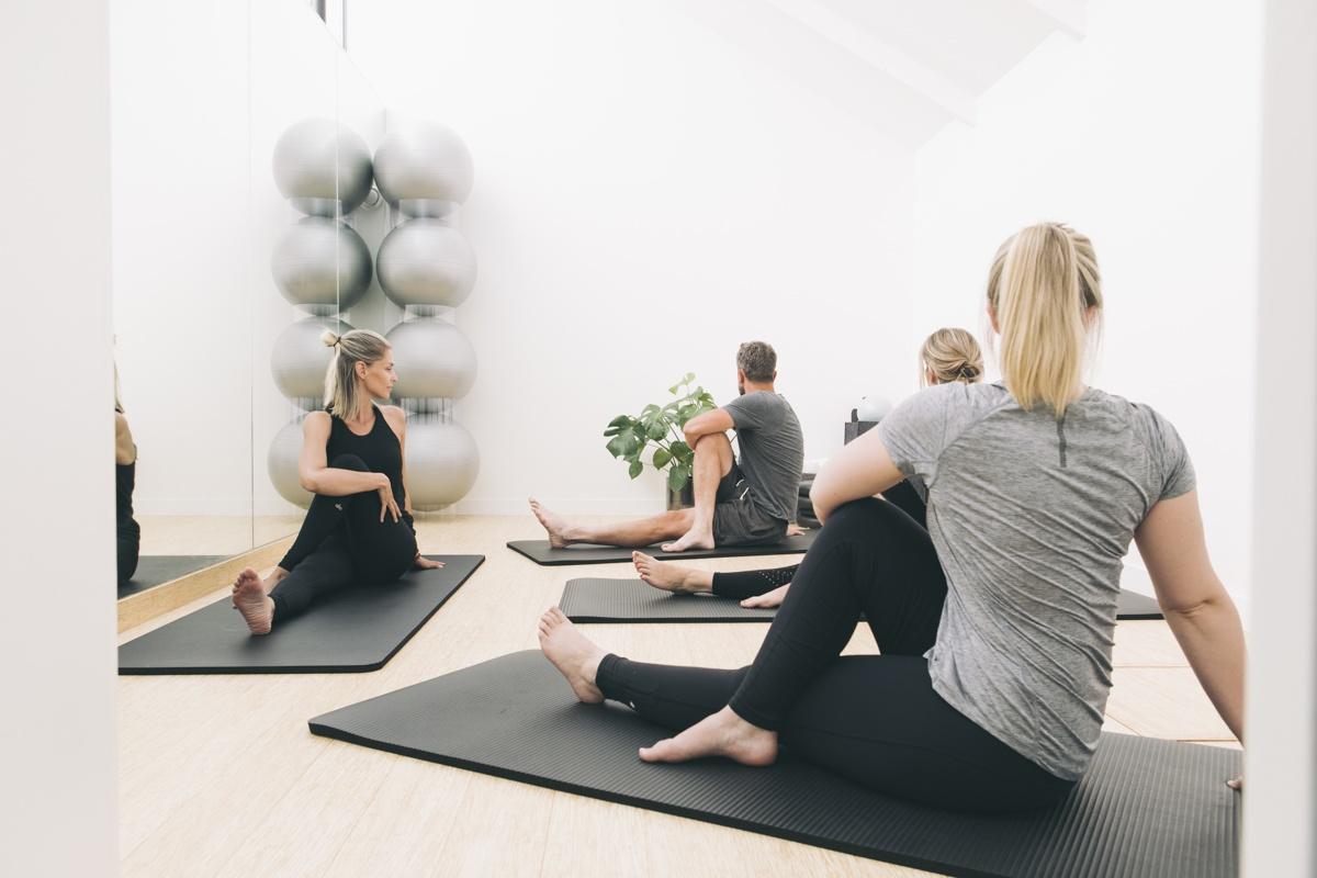 Yoga - pilates